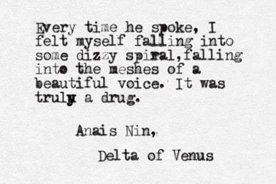 Anais Nin Delta Of Venus Anais Nin Quotes Pretty Words Quotes