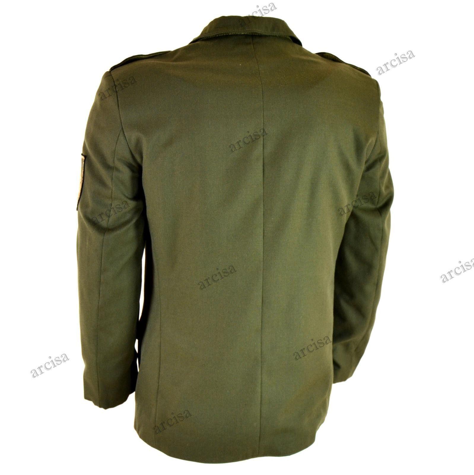 Original vintage Slovakian army uniform jacket. Slovakia parade uniform. New | eBay