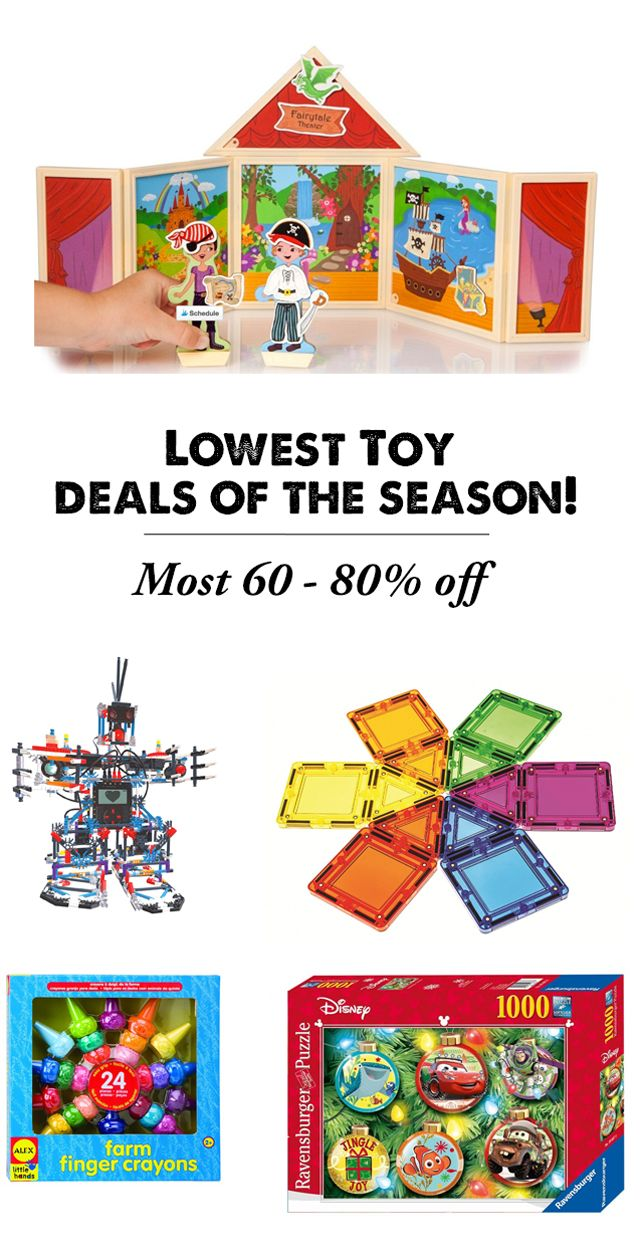 Amazon's Best Toy Deals of the Season - Most are $10 or ...