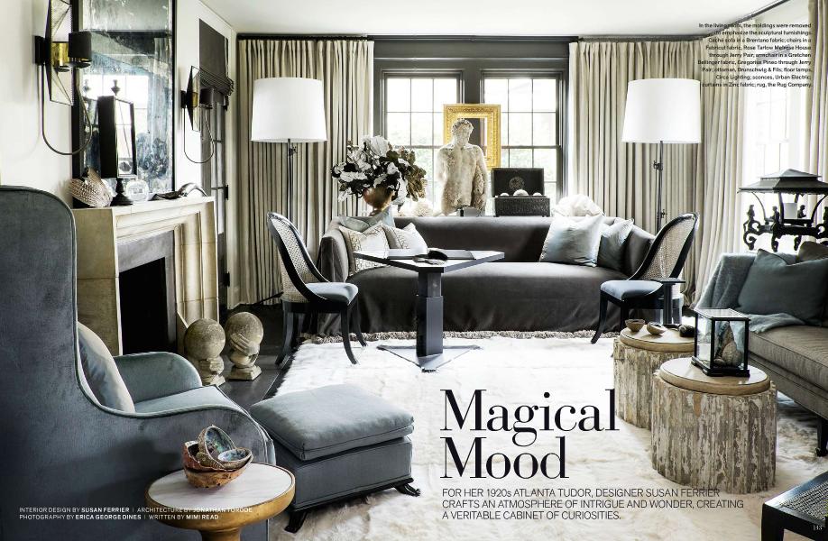 Susan Ferrier susan ferrier ~ design in atlanta | salons & living rooms