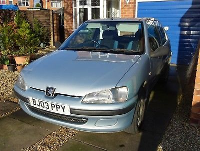 Peugeot 106, spares or repair, complete car, V5C & MOT, Pocket ...