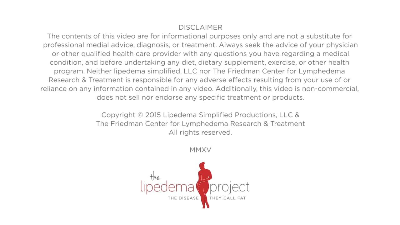 The fat disease lipedema and related disorders require special