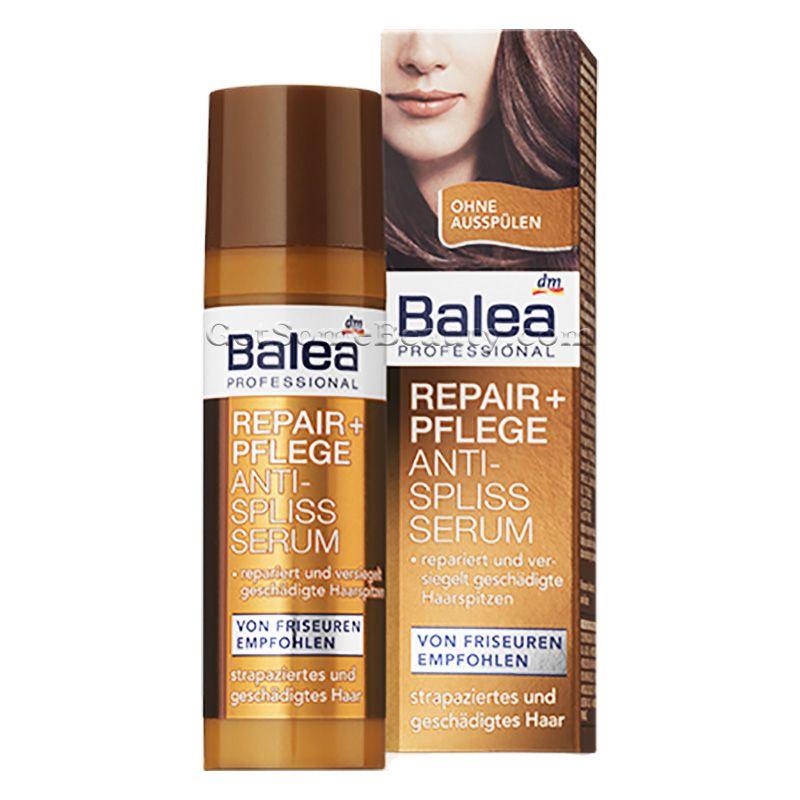balea professional repair anti split ends serum 30 ml some