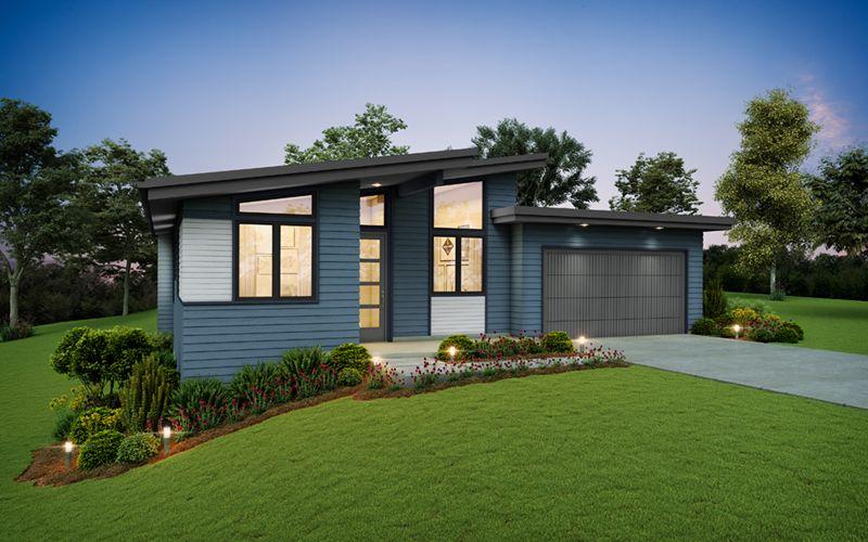 Barlow Hill Modern Home