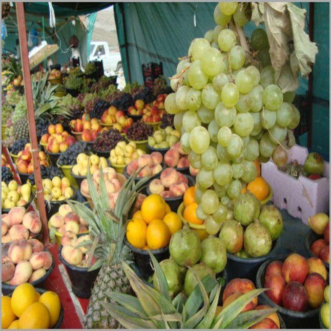 فاكهة طازجة من ابها Fruit Vegetables Stuffed Peppers