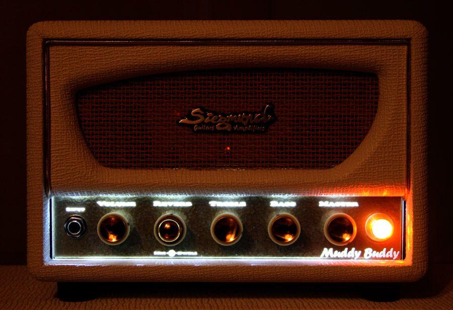 Siegmund Muddy Buddy Head & Cab   1 Watt Guitar Subminiature