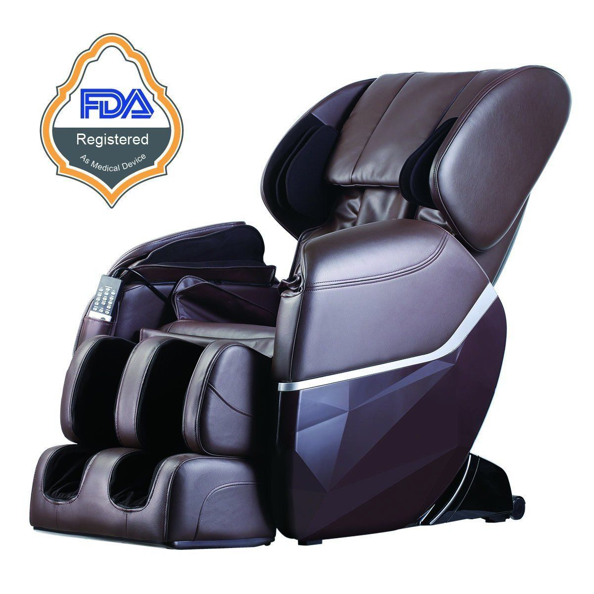 Massage Electric Shiatsu Chair Recliner Body Full Heat