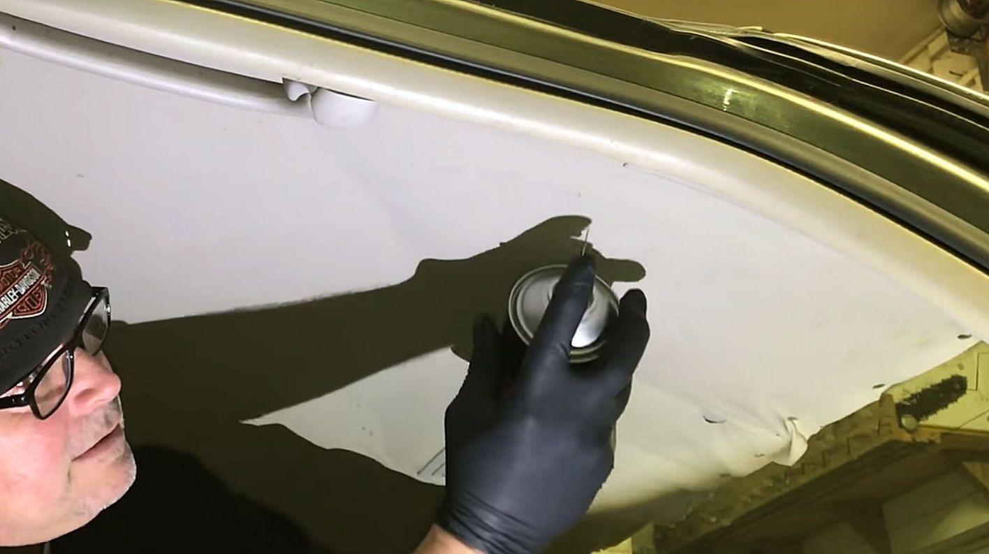 Pin by Roadkill Customs on Headliner repair in 2020
