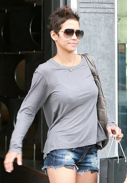 1dee12e0a2ad Halle Berry was spotted wearing the Dita