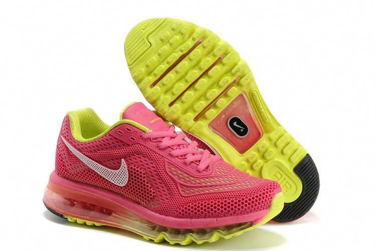 premium selection cd5a8 fb04f 2014 women nike air max pink green   blue - Google Search   WomensrunningPureboostXShoes