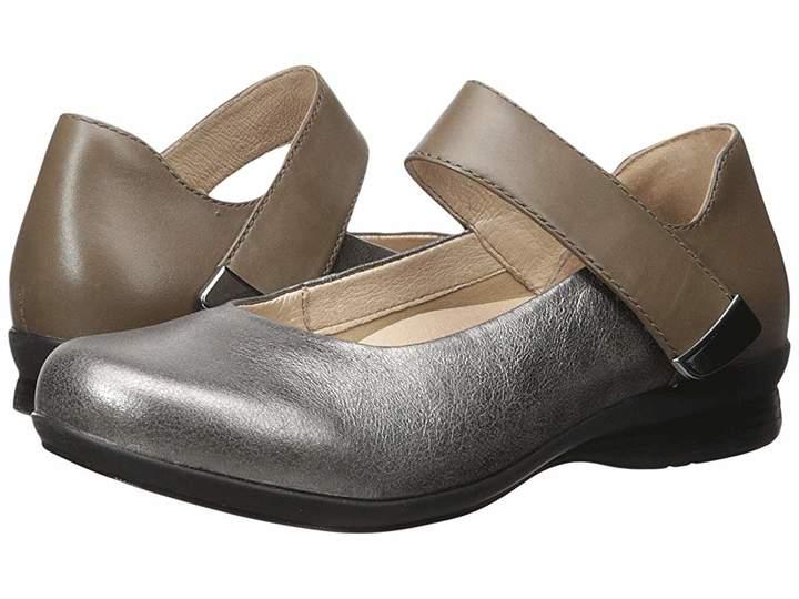 1a9b91fc58 Dansko Audrey Women's Flat Shoes   Products   T strap flats, Shoes ...