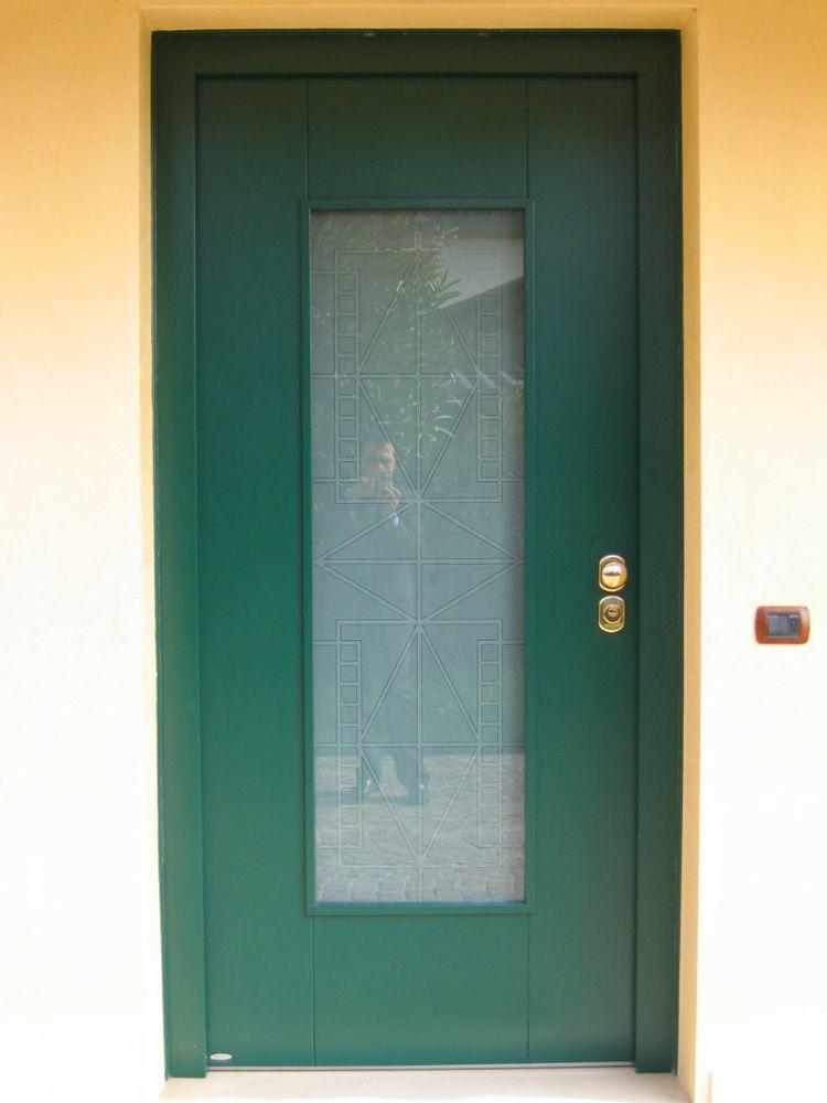 porte blindate | porte da esterni ed interni | pinterest - Decorativo Della Porta Di Sicurezza