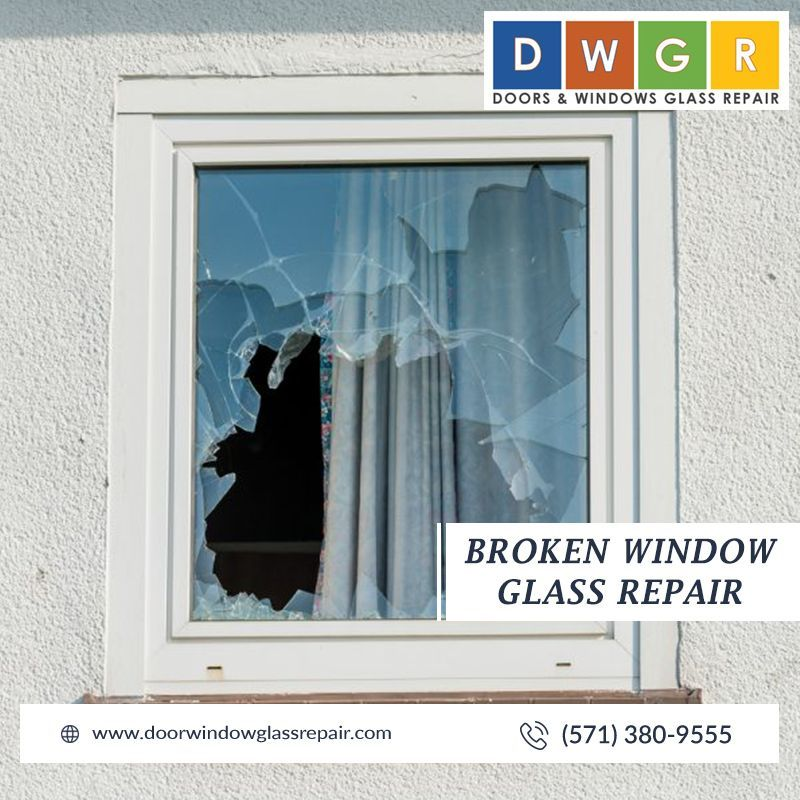Broken Window Glass Repair #glassrepair Doors and Windows Glass Repair is your number one choice for window glass repair & replacement when you have an emergency, an idea, or if you need an estimate. Call us today on (571)380-9555   #windowglassrepair #windowglassreplacement #windowrepair #brokenwindowglassrepair #ashburn #leesburg #sterling #virginia #residentialglassrepair #commercialglassrepair #glassrepair #glassreplacement #glassrepair
