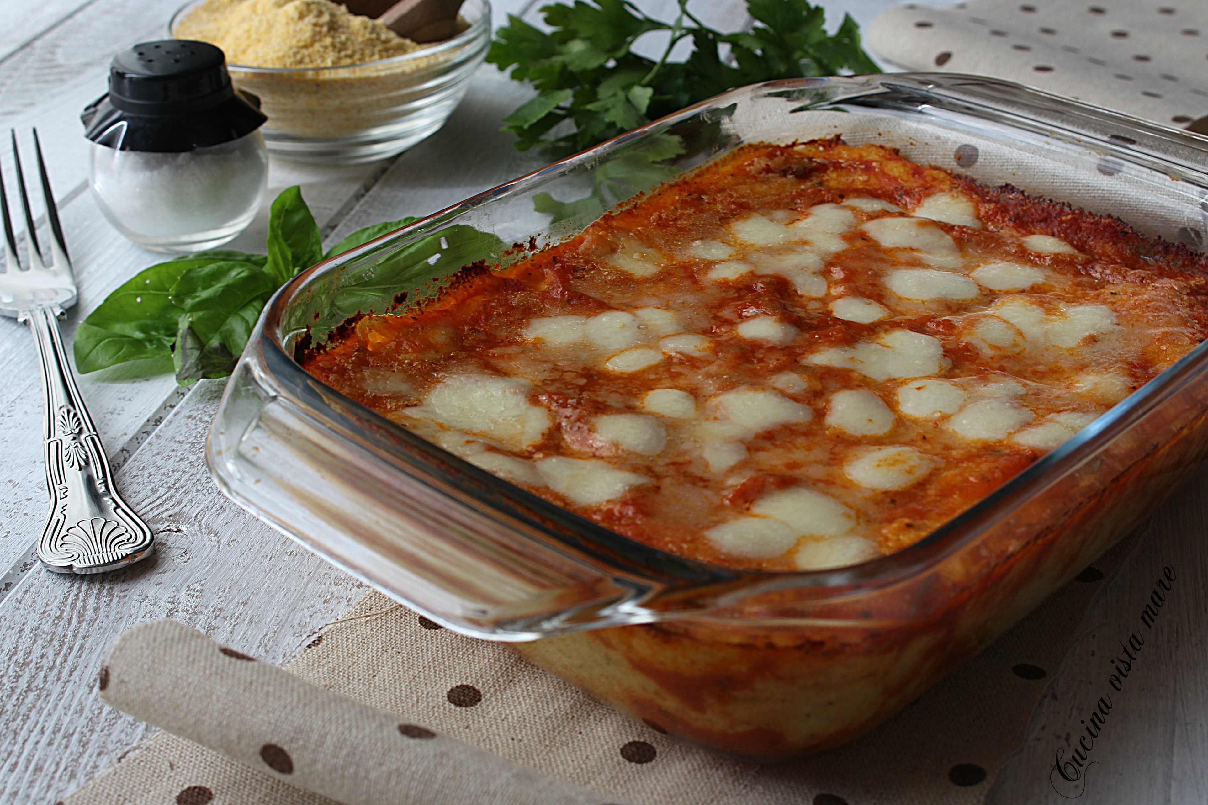 Bicchierini di polenta e lenticchie Polenta Valsugana Polenta Pinterest