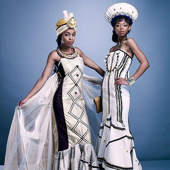 Xhosa Inspired Wedding Dresses Google Search Ideas