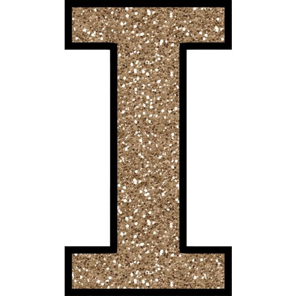 Free Glitter Alphabet To Download and Print ❤ liked on Polyvore ...
