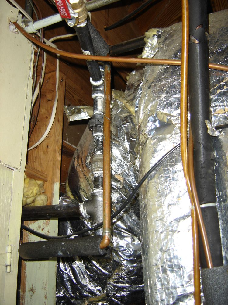 Installing A Tankless Water Heater Part 2 Tankless Water Heater Water Heater Parts Water Heater