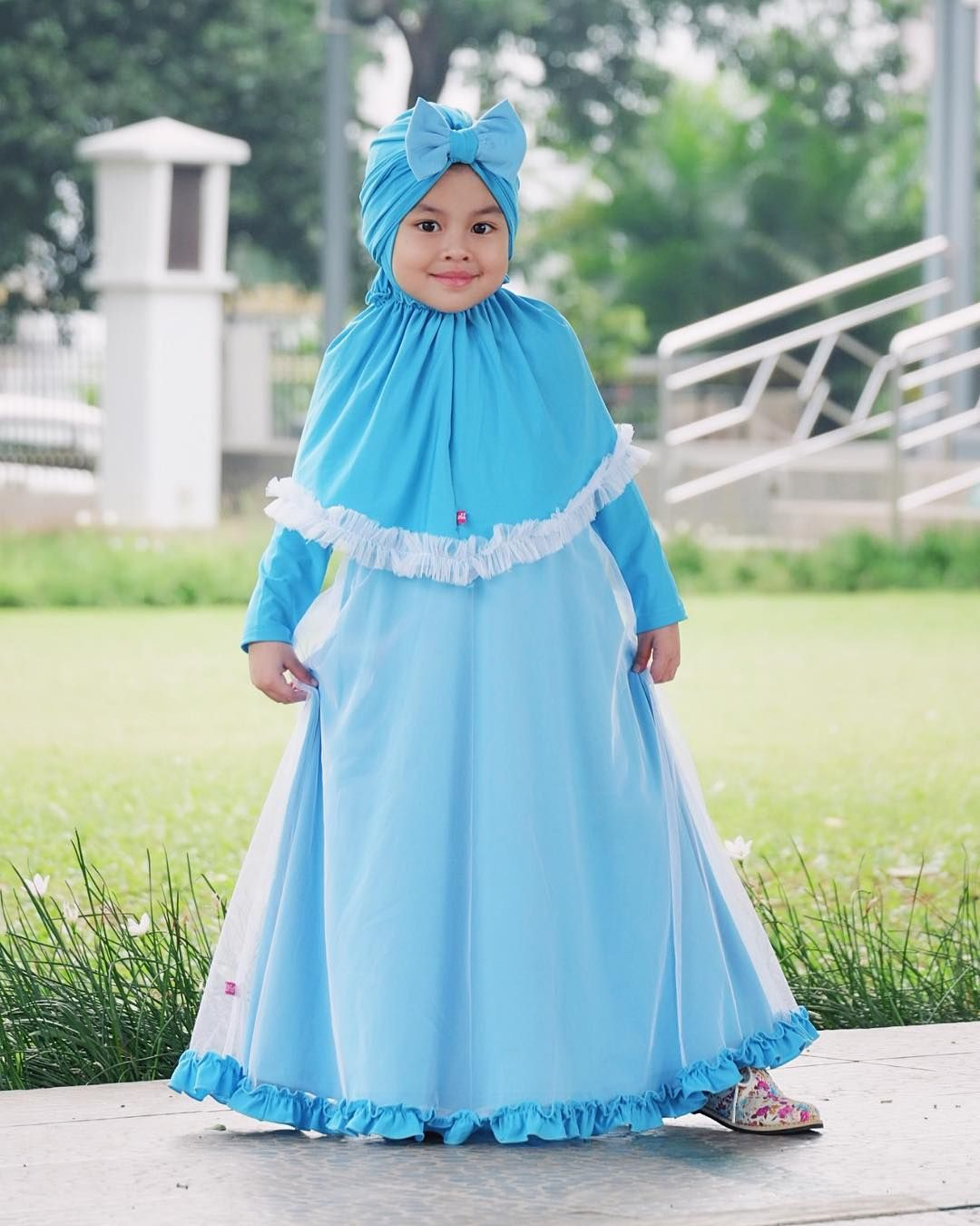 Model Gamis Anak 11 Tahun  Gaun bayi perempuan, Gaun gadis kecil