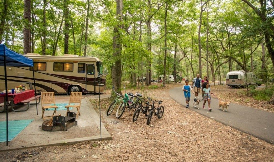 Family Camping Experience Camping Out Is Among The The Most