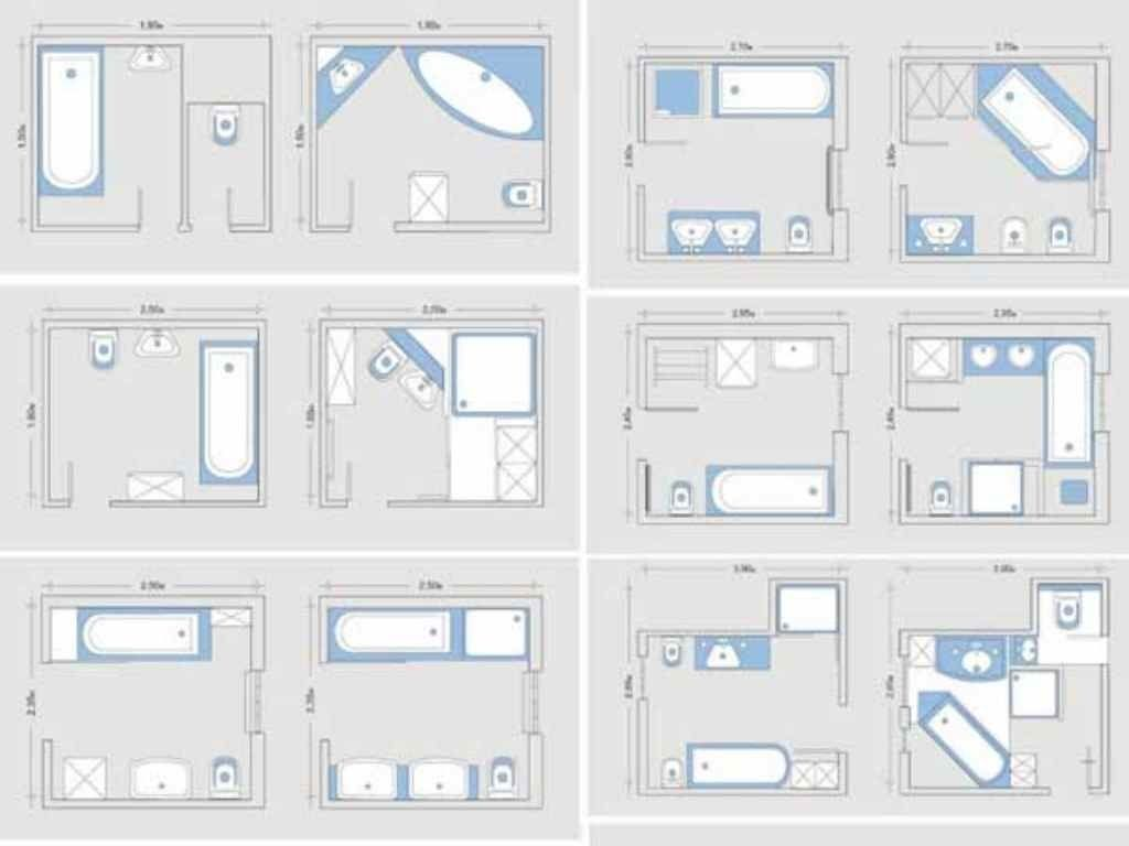 Small Bedroom Bathroom Plans | fenshui | Pinterest | Bathroom plans ...