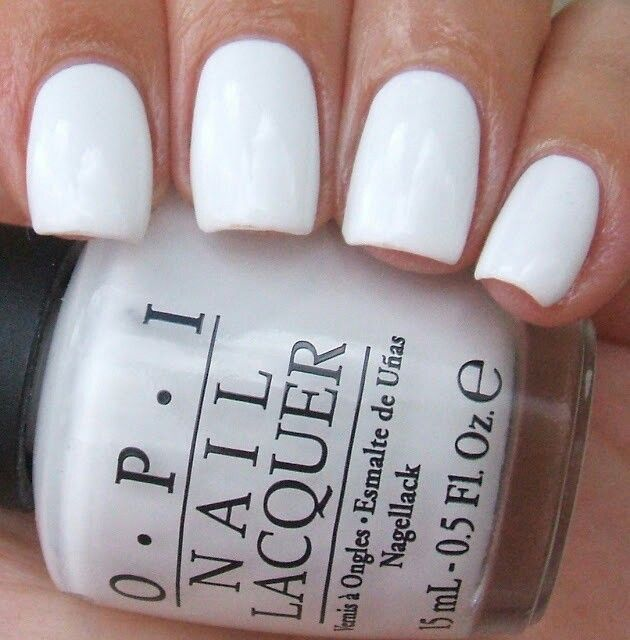 Vernis Blanc 3 Nail Decals White Polish Nails Best Acrylic