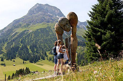 Kunst, Kultur und Landschaft vom 21. - 23.09. in Lech am Arlberg