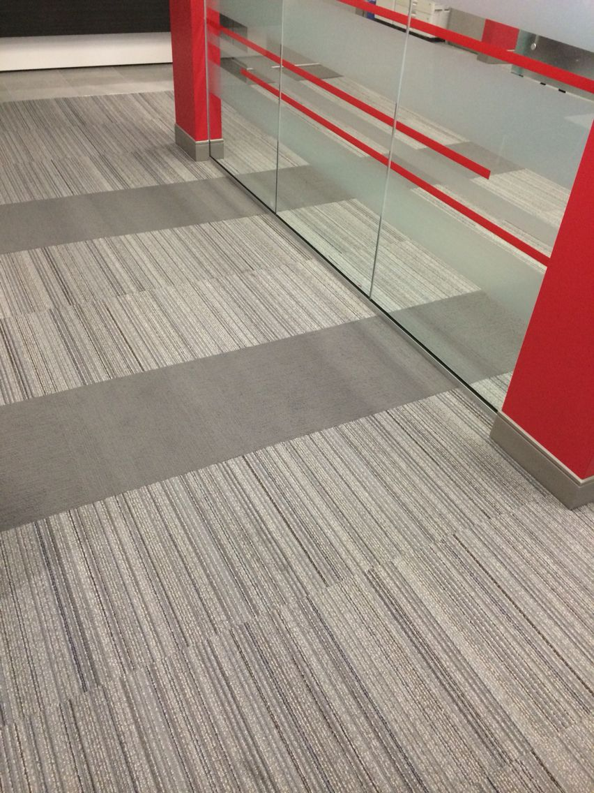 Interface carpet tile  Sew Straight at Veritaaq in