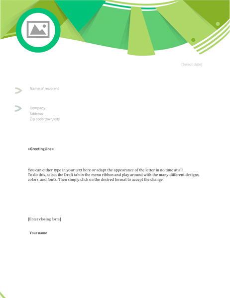 Business Letter Green Forest Design Word Love Plumb Website The