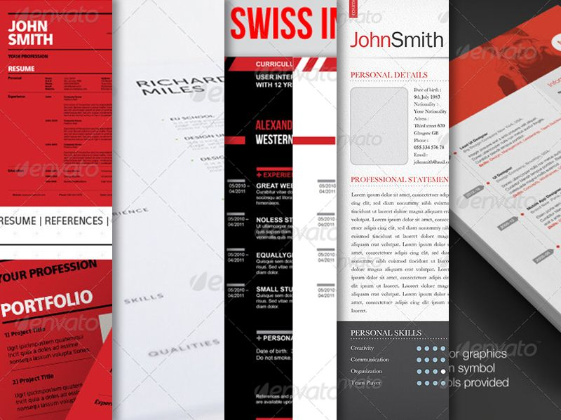 Resume templates are really popular but the most stylish are swiss resume templates are really popular but the most stylish are swiss style templates here yelopaper Image collections