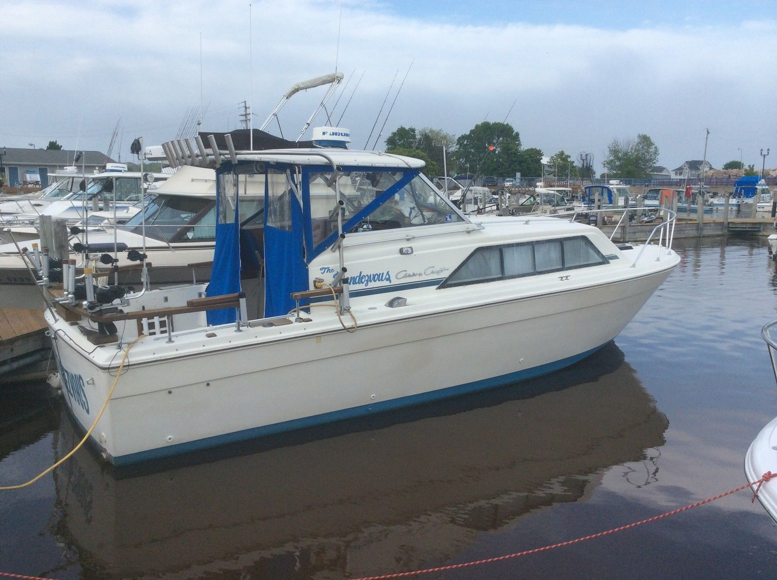 38+ Chris craft catalina 381 info
