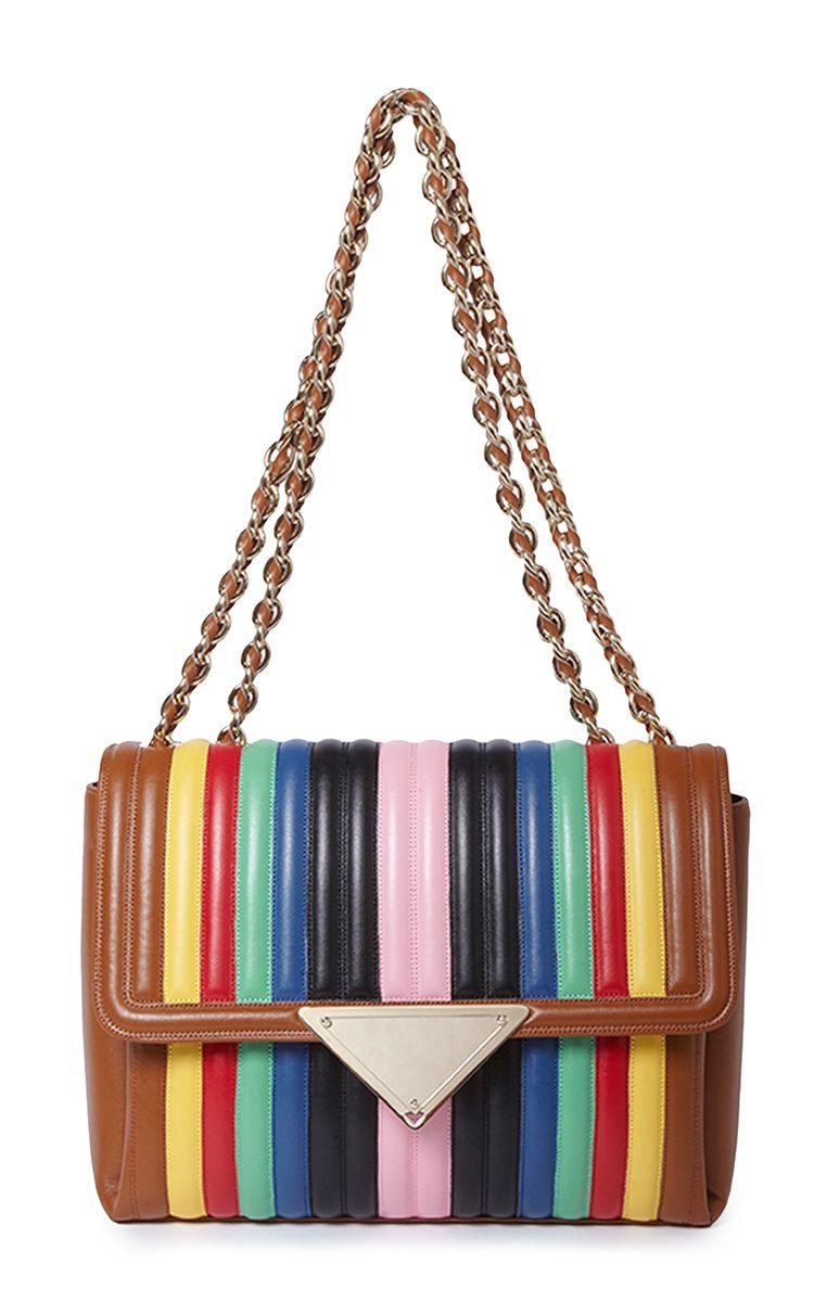 Sara Battaglia Elizabeth Leather Tote Sale Online Store XsNdBU77VR
