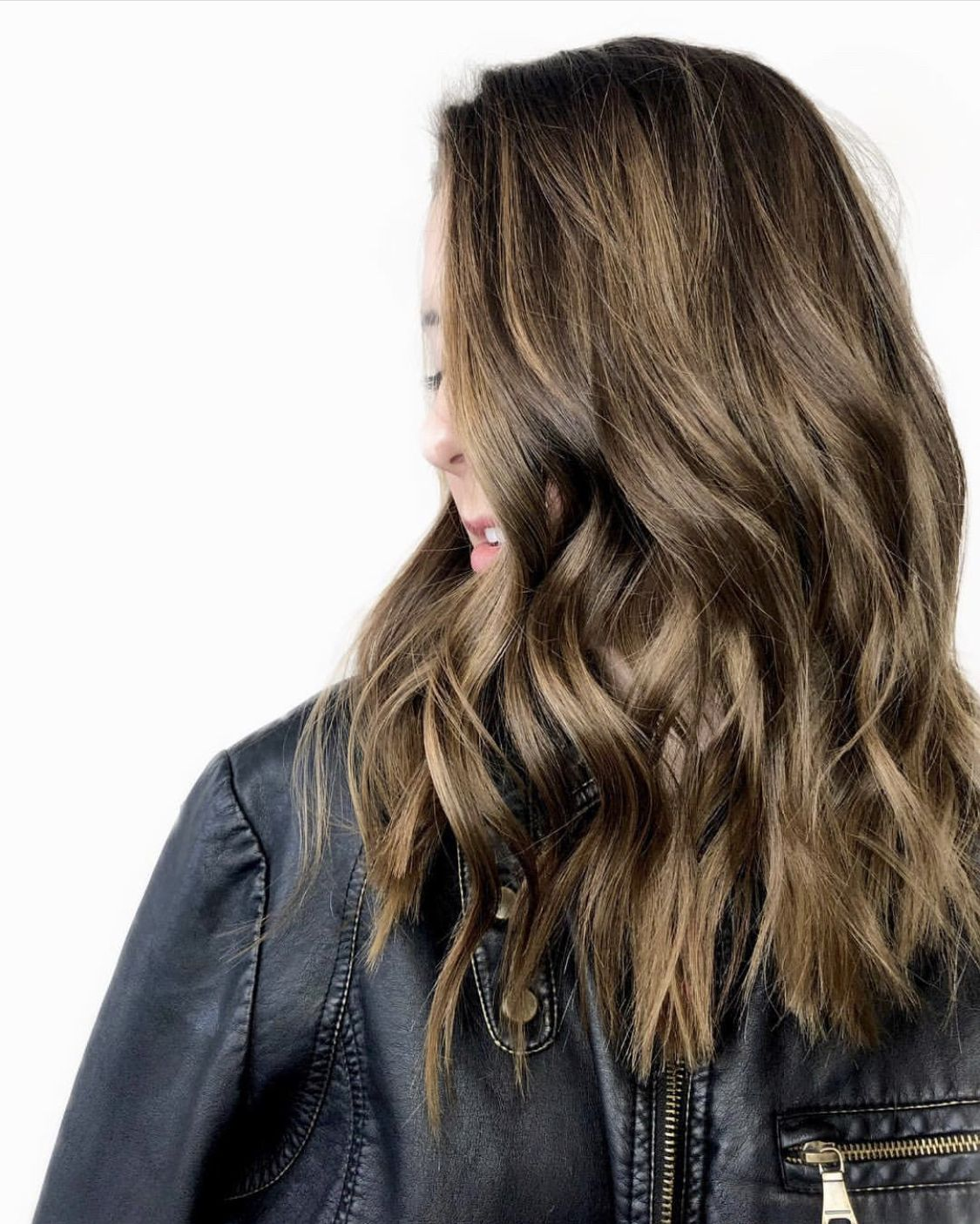 natural looking, honey & mocha hair ) Mocha hair, Long