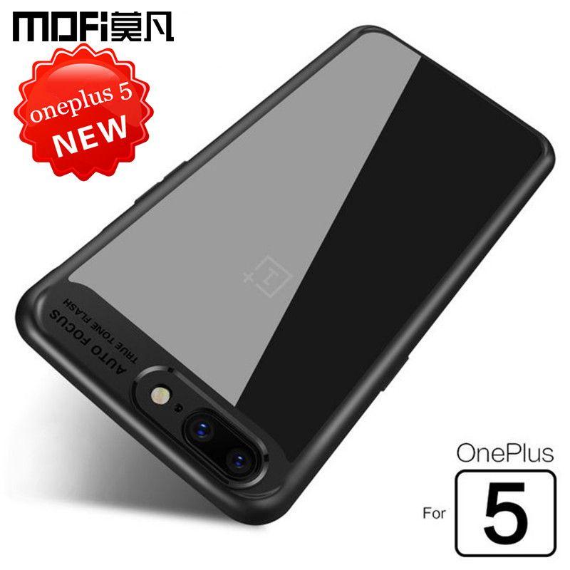 hot sales 835a6 622ca oneplus 5 case cover original MOFi full protection 1 plus 5 one plus ...