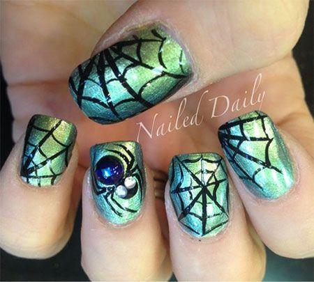 12-halloween-spider-web-nail-art-designs-ideas-2016-11 ...