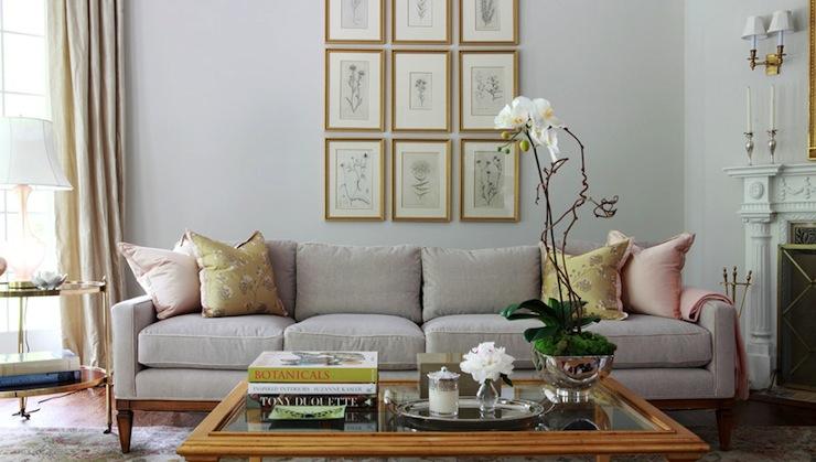 50 Favorites For Friday Gray Living Room Design Gold Living