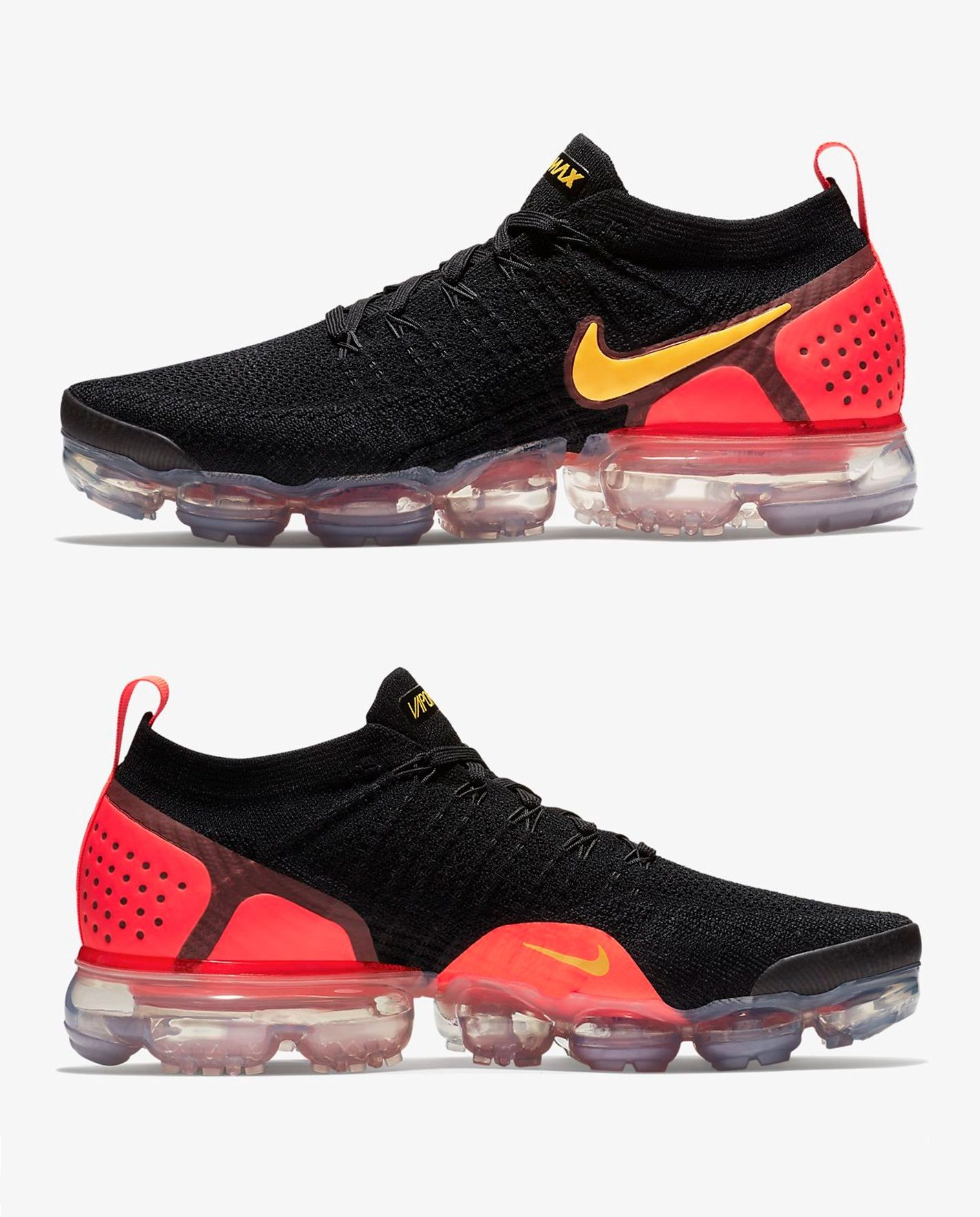 Nike Air VaporMax Flyknit 2 | Sport shoes, Ankle sneakers ...