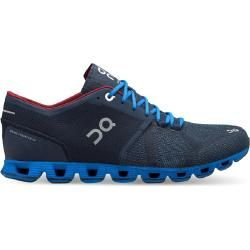 On Cloud X Schuhe Herren blau 47.5 On #hikingtrails