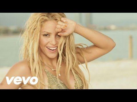 Shakira Loca Spanish Version Ft El Cata Music Videos Vevo Shakira Music Videos Shakira Music