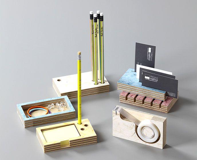 20 desk organizer in creative and super cool ideas project objekt rh pinterest com cool desk organizers trays cool desk organizer sets