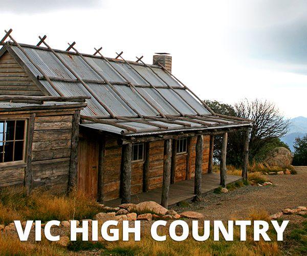 Craig's Hut, Vic High Country, Australia