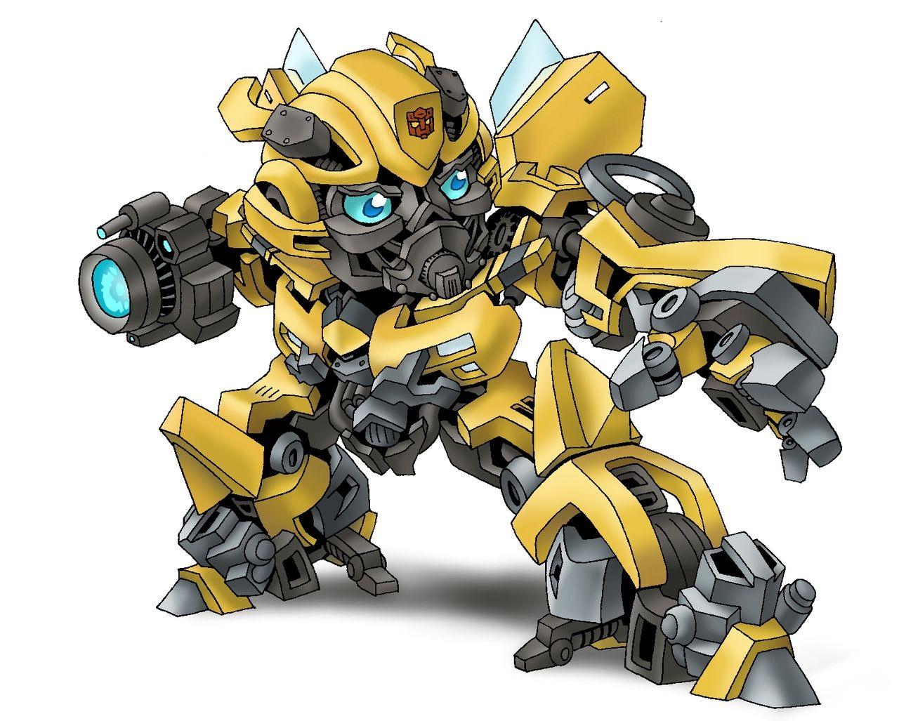 Bumbel Bee Movie: Transformers Art