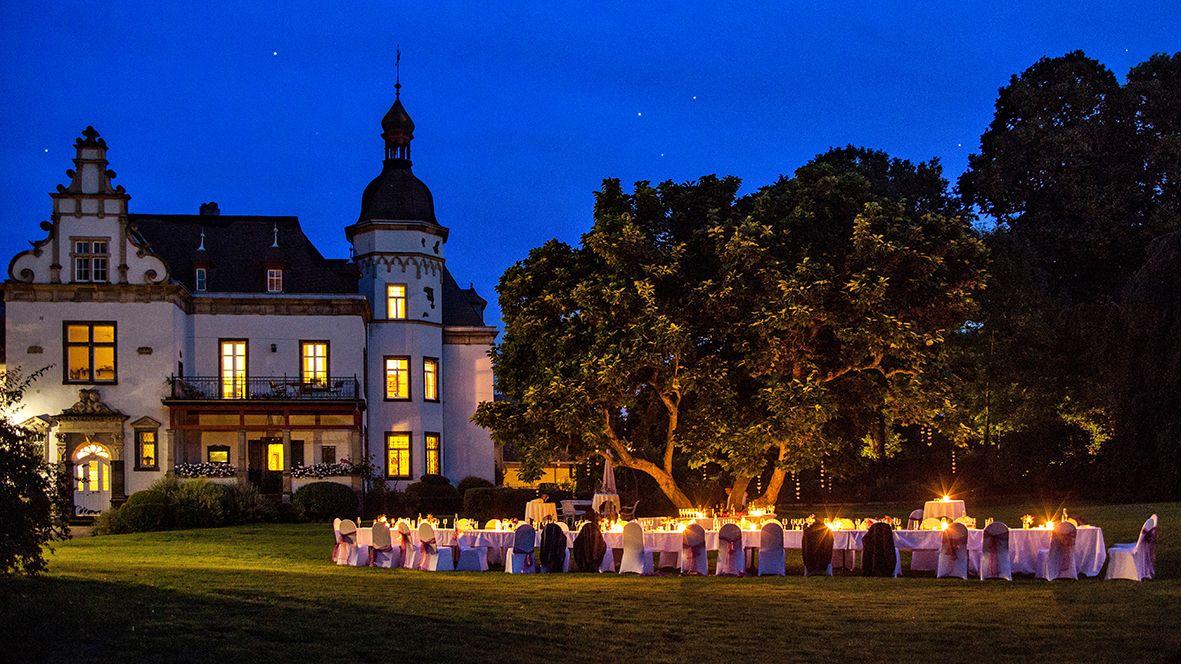 Hochzeit unterm Sternenzelt  Hochzeitslocation  wedding