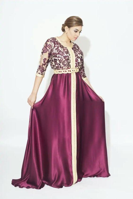 caftan marocain 2018 prix pas cher france maroc robe orientale pinterest kaftan