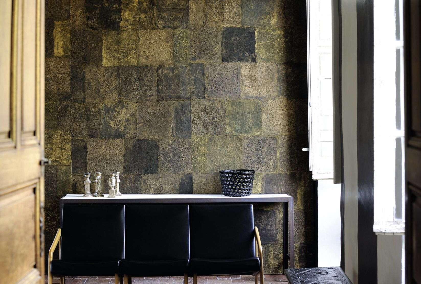 Wallcovering Elitis #LoggereWilpower
