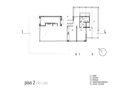 Gallery Of House On The Lake De La Carrera Cavanzo 19 In 2020 Lake House Rural House