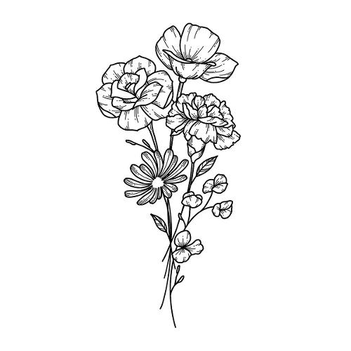 Amore Tattoo - Semi-Permanent Tattoos by inkbox™
