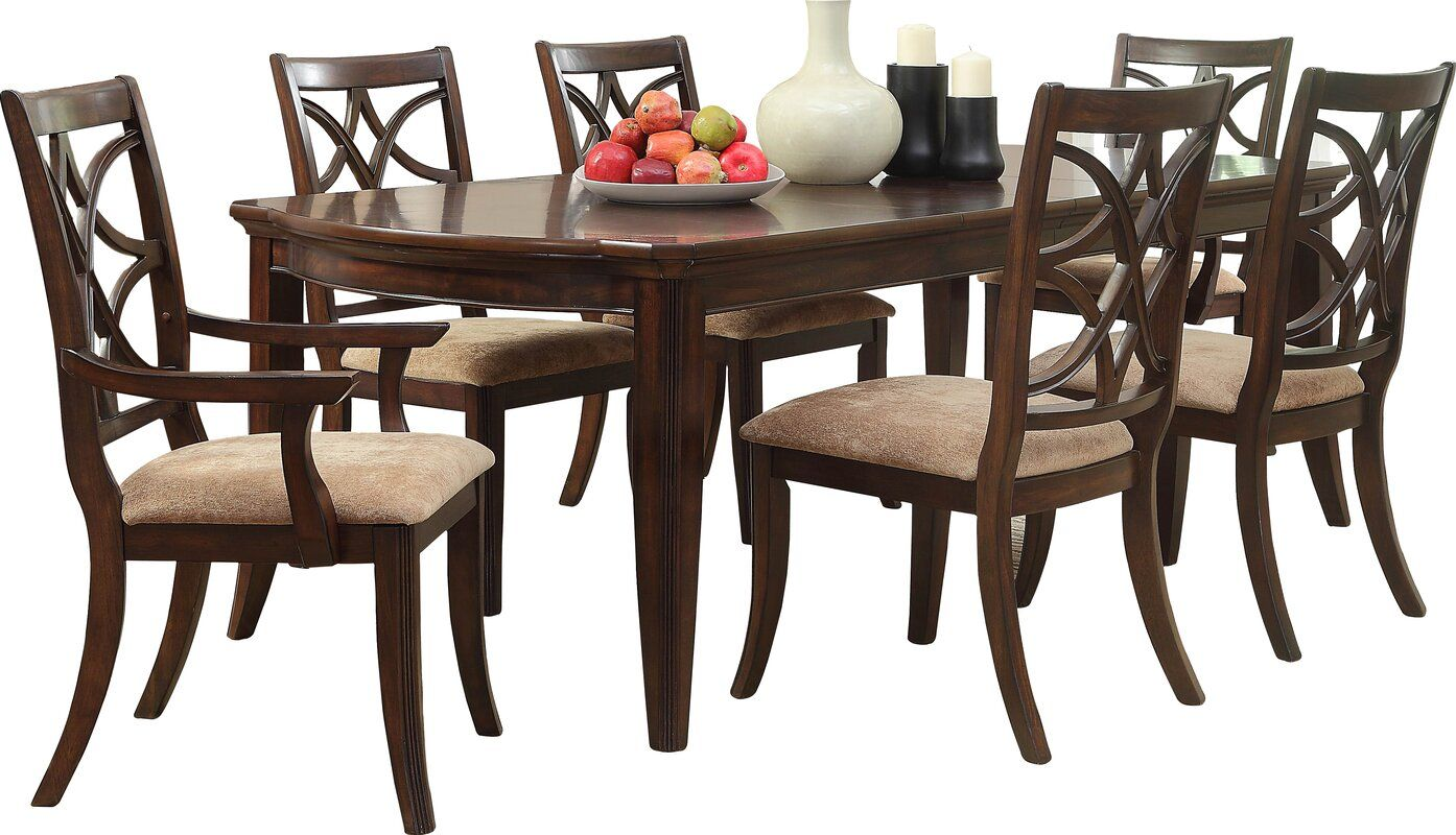 Darby home co kinsman extendable dining table wayfairca
