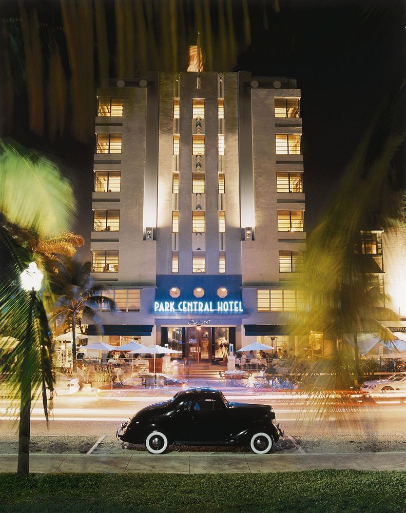 Historic Hotels Miami - A guide to some of Miami's best Art Decco hotels written for Hipmunk.