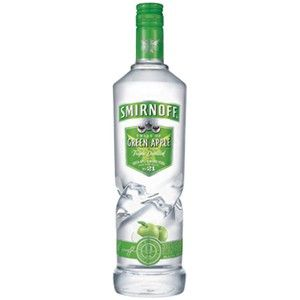 Smirnoff Green Apple - this is seriously good mixed with Mountain Dew!