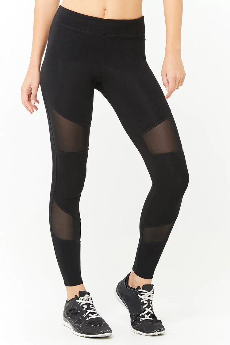e866e67920241a Product Name:Active Mesh Panel Leggings, Category:Activewear, Price:14.9